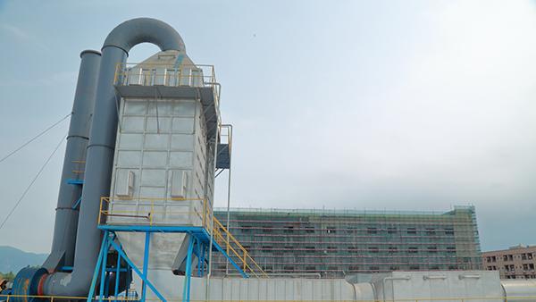 保蓝机械为您详解VOC废气处理技术
