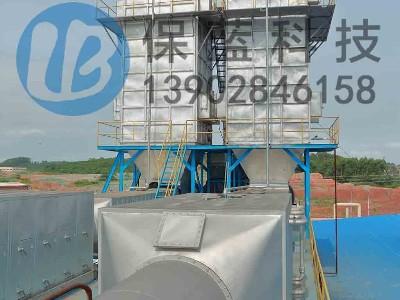 定型机废气处理设备三大核心技术
