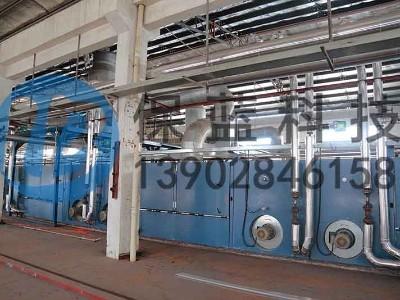 定型机废气净化设备常见故障排除及维修