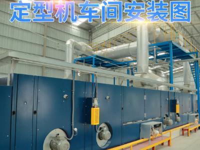 定型机废气处理的介绍