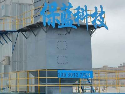 定型机废气处理设备加装除雾器的好处