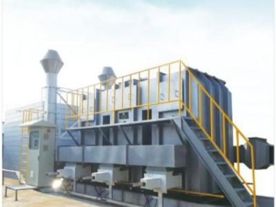 保蓝机械浅析VOCs催化燃烧设备的性能要求